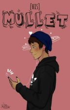 (His) Mullet •Klance  by -Yxllow