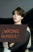 Wrong number! (Jimin×bts) by monxxe92seok