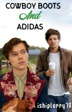 Cowboy Boots and Adidas (Larry) by ishiplarry79