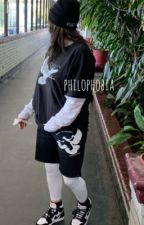 philophobia - joey birlem  by forbeggingstay
