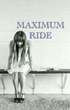 MAXIMUM RIDE by FanFicv