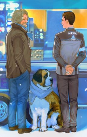 Detroit Become Human Oneshots Hank Anderson X Connor Rk800