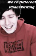We're Different (Phan Vampire AU) by phanswriting