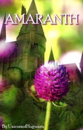 Amaranth (Harry Potter Fan Fiction) by UnicornofHogwarts