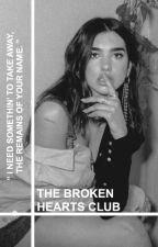 the broken hearts club ( tyler posey )  by upsidedowneggo