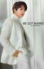 We Got Married    Jeon Jungkook  by mintymilkysuga