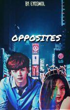 OPPOSITES | SUNGJOY by rndm_18