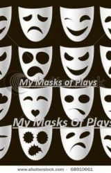 Mask of Plays by utaublue