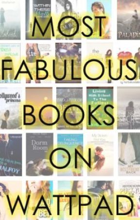 Most Fabulous Wattpad Books Paladin Wattpad
