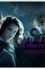 10 Ways to piss of the harry potter characters by VoldemortOutBxtches