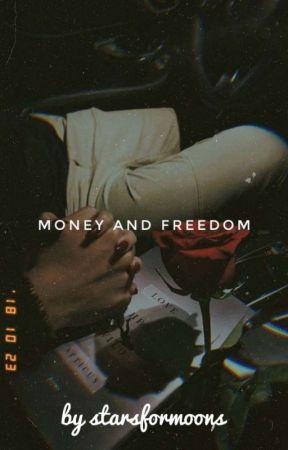 Money & Freedom ( Jada × Liam from MLGF ) by starsformoons