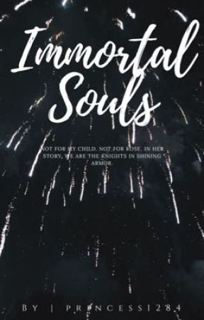 Immortal Souls by princess1284