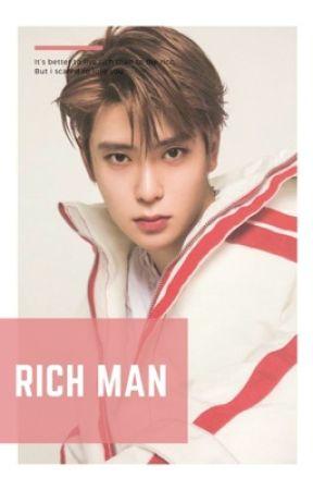 Rich Man | Jung Jaehyun by raisweet