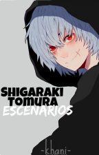 Shigaraki Tomura- Escenarios by -Khani-