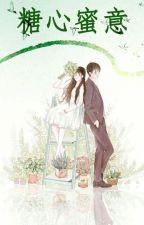 Sweet Heart in Honeyed Desire by littlemissnoya