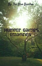 Hunger games imagines by thebluebamboo