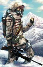 El ex-soldado maestro de la magia. by Kuuhaku_Sora