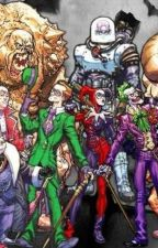 Batman villains preferences by CarlaBucky