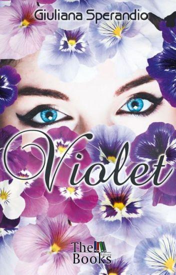 Violet - Giuliana Sperandio (Degustação dos primeiros 4 capítulos)