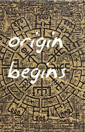 Origin Begins by origin_teller