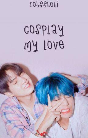Cosplay My Love // Taegi by robsshobi
