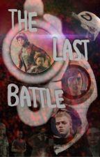 The Last Battle {Twdg season 4} by -_-VideoGame_Nerd-_-