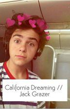 California dreaming // Jack Grazer by nadiagrazerr