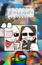 La saga del drama/ Afterdeath: Friends by Luna-Llena0