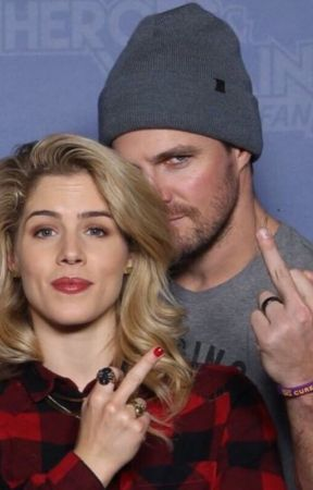 Oliver and Felicity by mermaid_RL