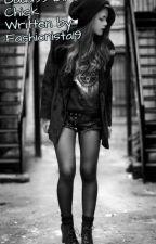 Badass Biker Chick by Fashionista19