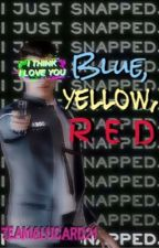 Blue, Yellow, red                                          | connor х reader | by TeamAlucard21