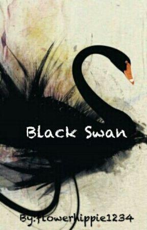 The Black Swan by flowerhippie1234