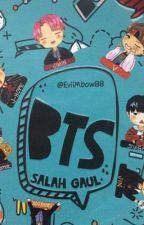 BTS Salah Gaul  by chichxdzv