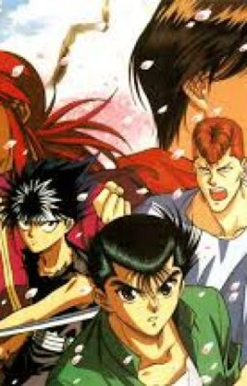 Part Of Their World A Yu Hakusho Fanfic