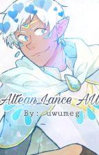 Voltron-Altean Lance AU by qveenmvg