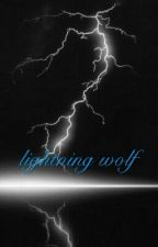 Lightning Wolf by thereal_layla