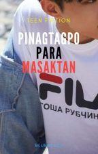 Pinagtagpo Para Masaktan by BlueBeach