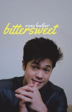 bittersweet ⤶ ross butler by maddiex04