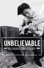Unbelievable ➵AlvaroMaldini by shamaldinixx