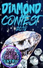 Diamond Book Cover-Making Contest 2018 by GemsPH