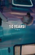 10 YEARS   minsung  by HONEYJOONZ