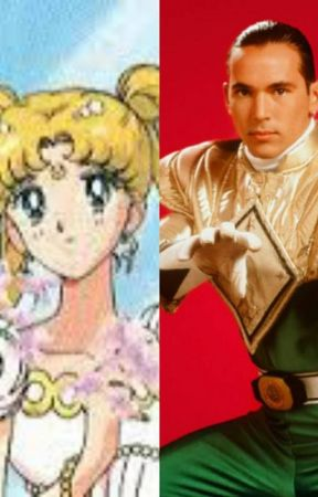 Moon/Power Love, a Power Rangers and Sailor Moon story