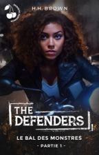 LMC - Le bal des monstres (Sous contrat d'édition chez Lips and Co éditions) by Afleurdeplume