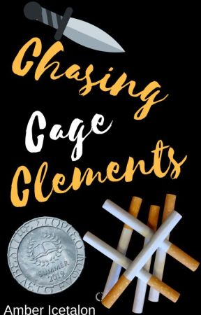 Chasing Cage Clements by bookish_sparrow_123
