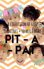 got7 imagines // Pit-A-Pat by starrydumpling