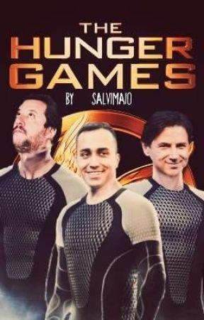 Hunger Games AU || (Salvimaio) by salvimaio