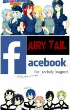 Fairy Tail Facebook by MelodyDragneel2018