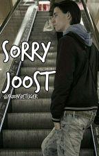 Sorry Joost (2) {✔} by xRoonsieTijger