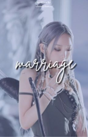 marriage ; jikook by -cloudybunny