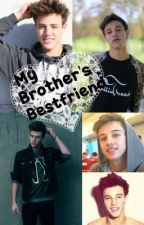 My Brother's Bestfriend (A Cameron Dallas Fanfiction) by Gilinsky_is_BAE